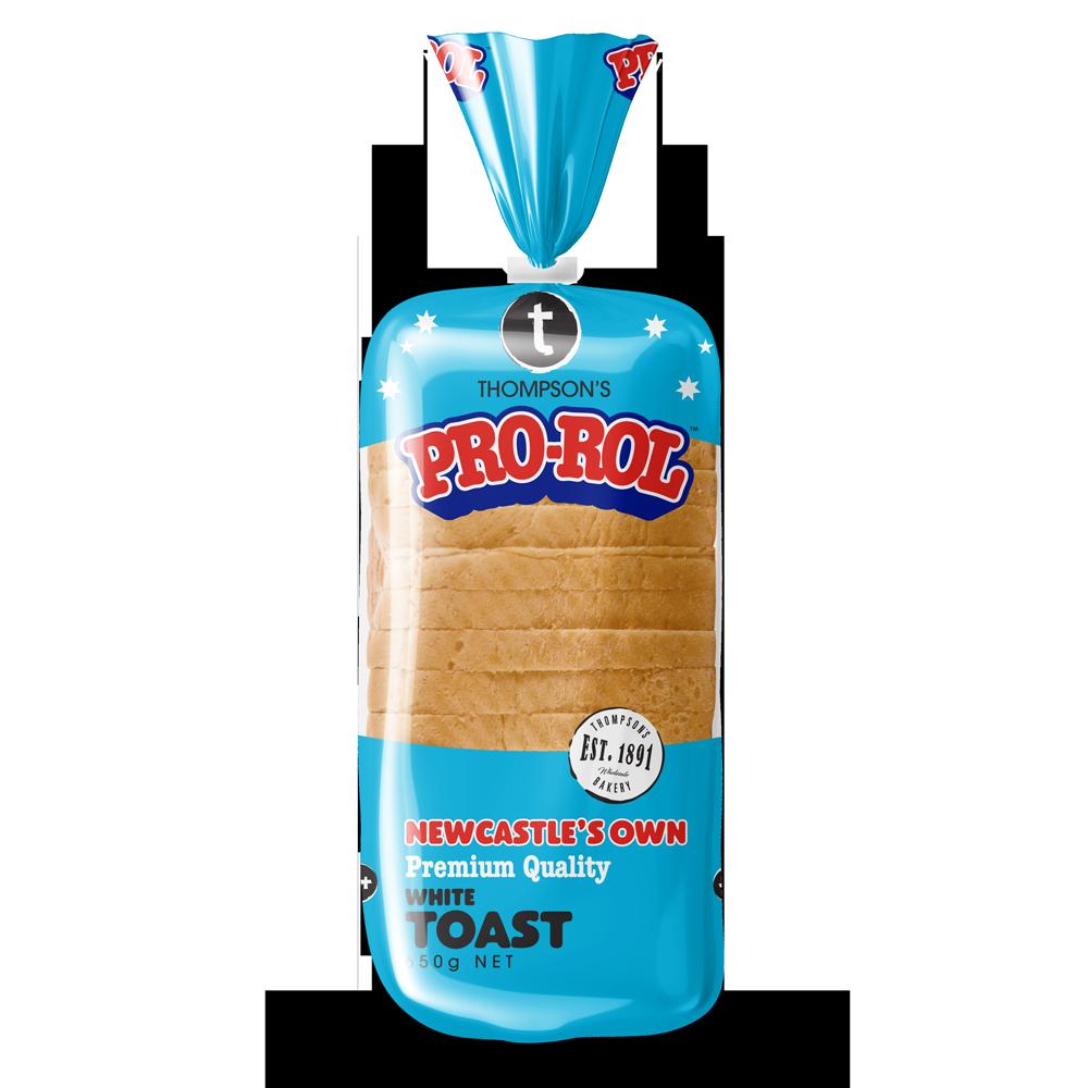 Pro-Rol White Toast Bread